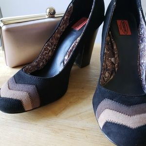 Missoni for Target pumps size 7